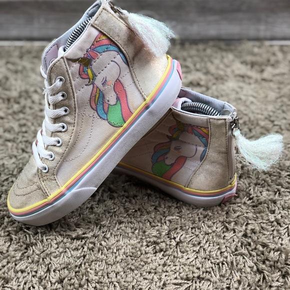 Vans Shoes   Vans Unicorn Kids Size 3